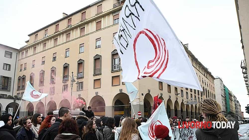 Protesta degli studenti del movimento Kraken (3)-2
