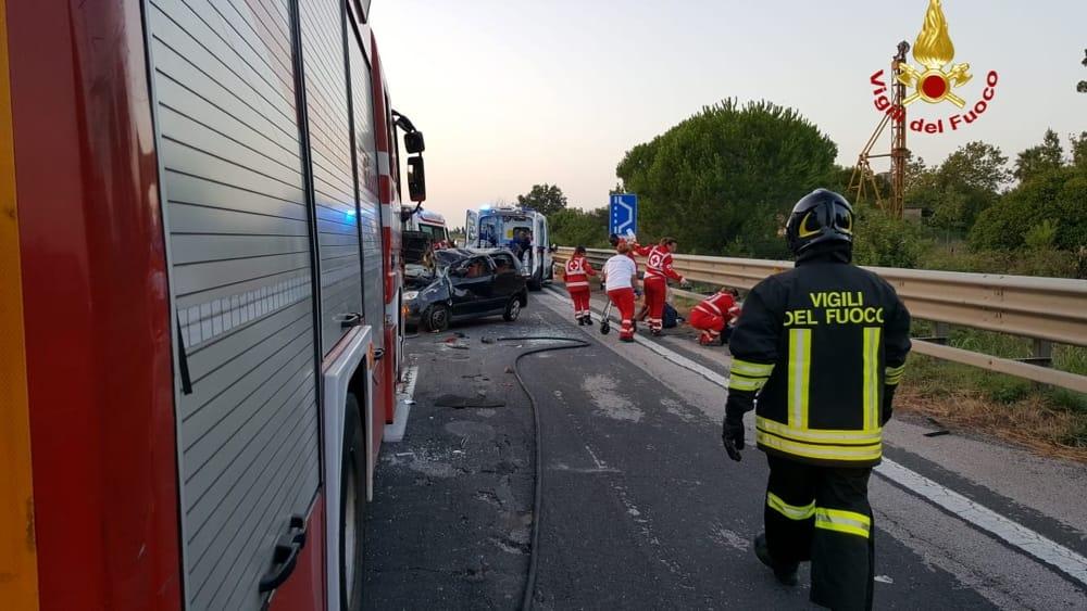 Maxi Incidente sull'Aurelia (3)-2