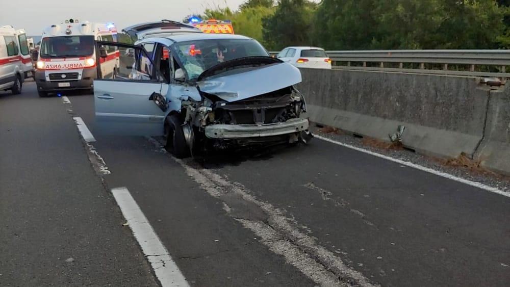 Maxi Incidente sull'Aurelia (6)-2