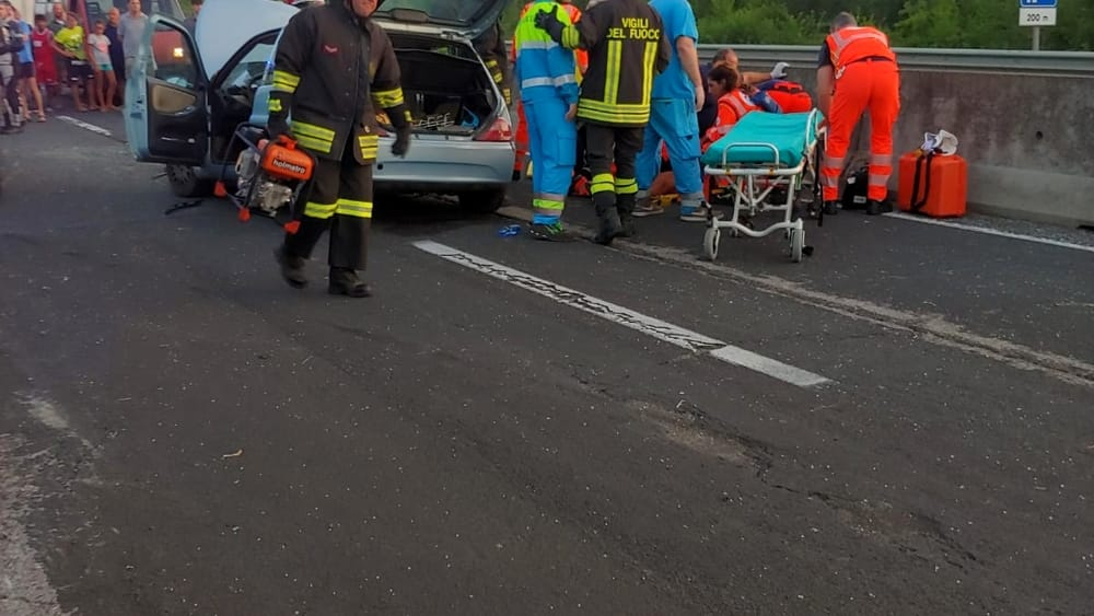 Maxi Incidente sull'Aurelia (5)-2