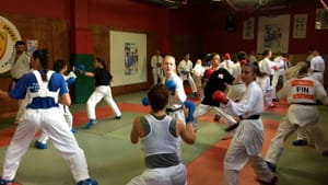 Karate 2-2-2