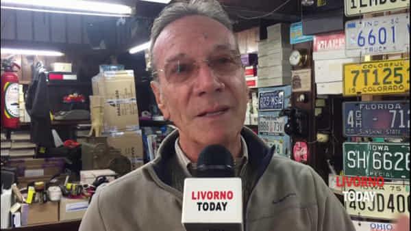 Mercatino americano, livornesi divisi sul possibile ritorno in piazza XX Settembre. Video
