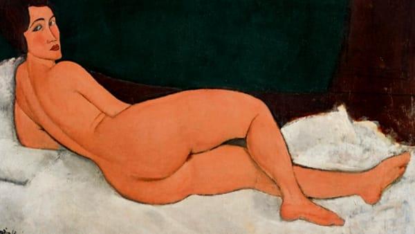 """Modigliani, Erasmo Edizioni pubblica il catalogo della prima personale di Dedo la """"mostra mai fatta""""."""
