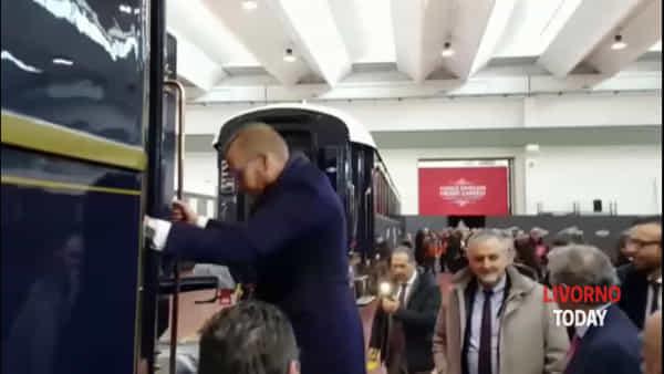 Il tour sull'Orient Express: visita a bordo dello storico treno