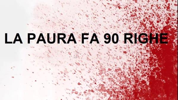 """""""La paura fa 90 (righe)"""", presentazione dei racconti horror a Villa Maria"""