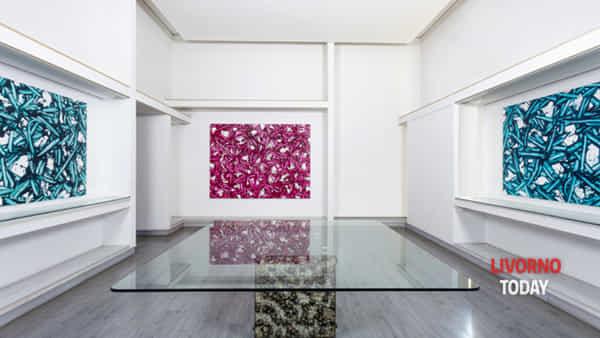 """Galleria Giraldi, inaugurazione della mostra """"Azotrumbo"""" di Gianni Asdrubali"""