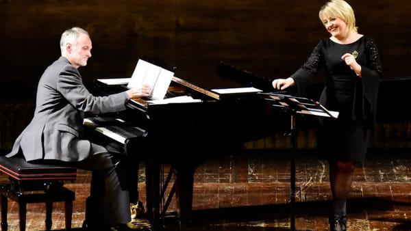 Classica con gusto, alla Goldonetta i Lieder di Mozart e Schubert