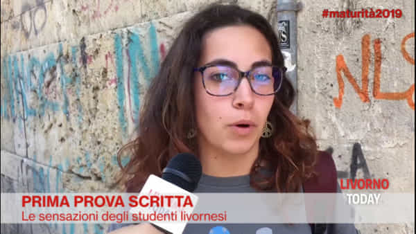 """Maturità 2019, gli studenti livornesi dopo la prima prova scritta: """"Tracce inaspettate"""""""