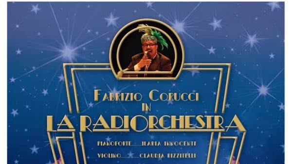 Teatro, a Cral Eni in scena la RadiOrchestra di Fabrizio Corucci