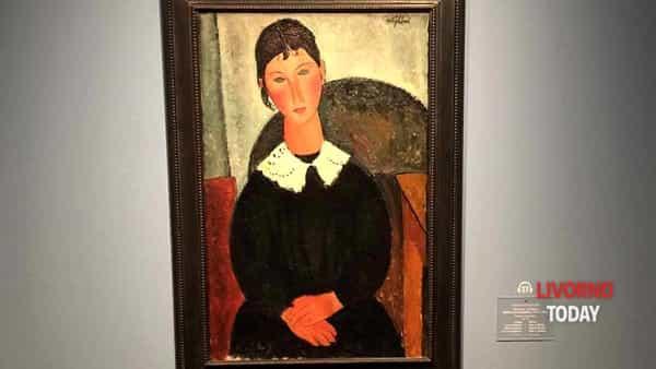 """Arte, al Museo della Città la mostra """"Modigliani e l'avventura di Montparnasse"""""""