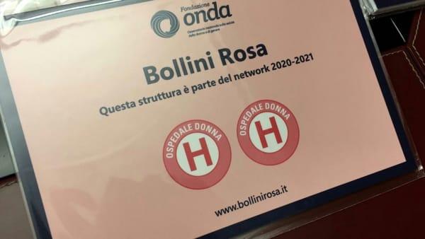 La targa per gli ospedali di Cecina e Livorno-2
