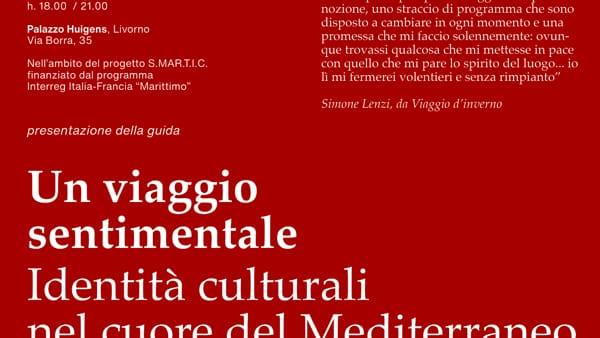 """""""Un viaggio sentimentale"""", Simone Lenzi racconta il Mediterraneo nella guida nata da S.M.A.R.T.I.C."""