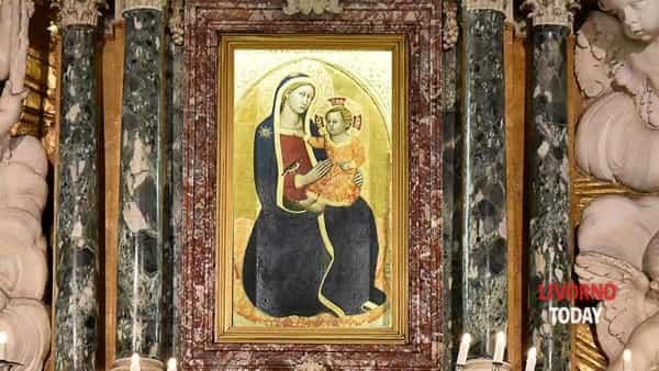 Le celebrazioni al Santuario di Montenero