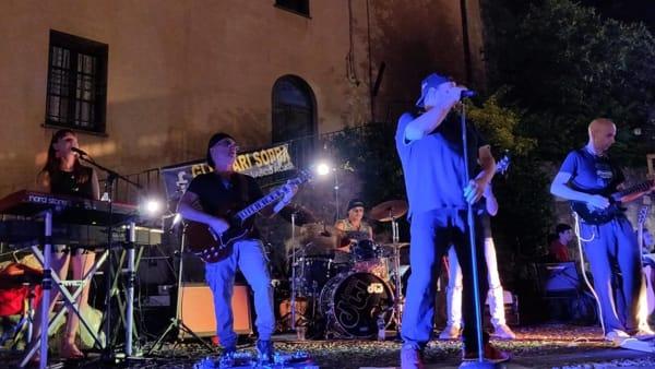 """Calambrone, sul palco di Eliopoli Summer  """"Gli spari sopra"""" Vasco Rossi tribute band"""
