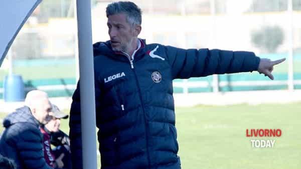 Juriy Cannarsa allenatore primavera Livorno Calcio (9)-2
