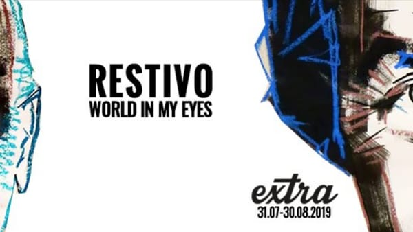 """World in my eyes"", in mostra i ritratti di Valentina Restivo"
