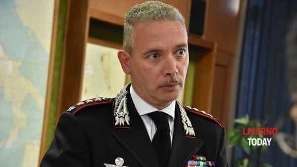 Col. Massimiliano Sole, nuovo Comandante Provinciale dei Carabinieri di Livorno (1)-2