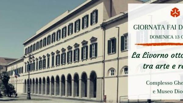 Giornate FAI d'autunno, visite guidate al palazzo della Gherardesca e al Museo Diocesano