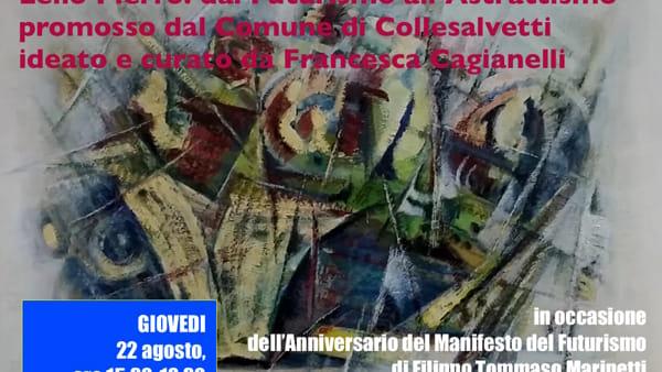 Pinacoteca Carlo Servolini, al via il percorso monografico su Lelio Pierro