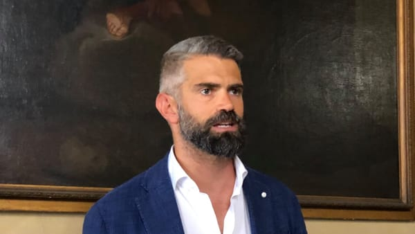 Francesco Ferrari, sindaco di Piombino-2