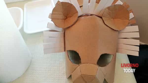 Carnevale 2020, Juniperkids officine creative: laboratorio di maschere con materiali di riciclo