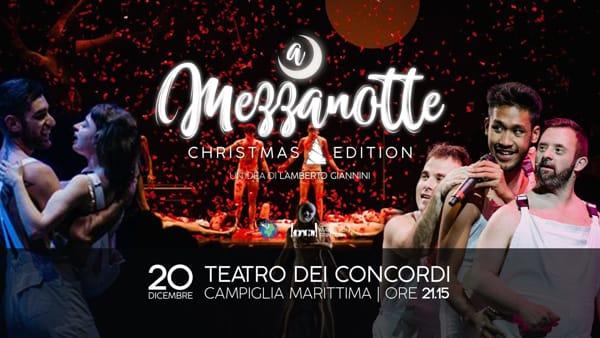 """Campiglia Marittima, in scena i Mayor con """"A mezzanotte"""" Christmas Edition"""