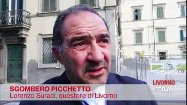 """Sgombero Picchetto, il questore Suraci: """"Azione necessaria a seguito dei tanti reati commessi"""""""