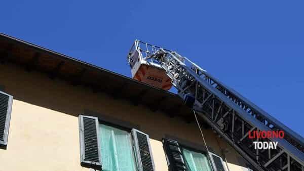 intervento polizia vvf via terrazzini (1)-2