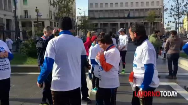 """Giornata della Memoria 2020, a Livorno la """"Run for Mem"""". Mosseri: """"Grande successo"""""""