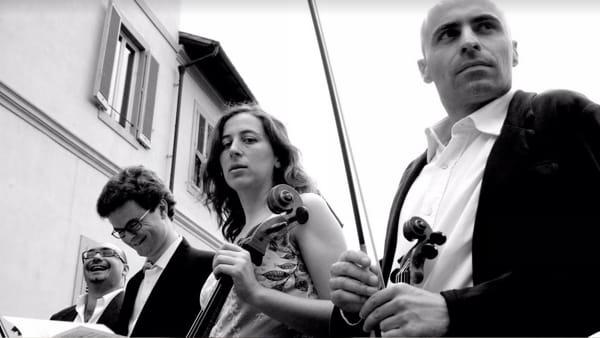 """Livorno Music Festival, violino e pianoforte dialogano in """"Un diavolo sentimentale"""""""