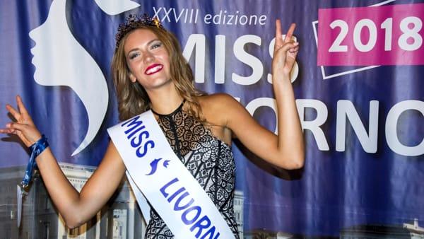 Miss Livorno, sabato sera alla Terrazza gran galà finale