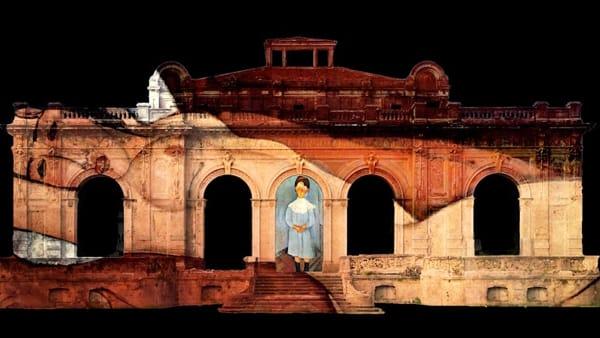 Centenario Modigliani, spettacolo e videomapping alle Terme del Corallo