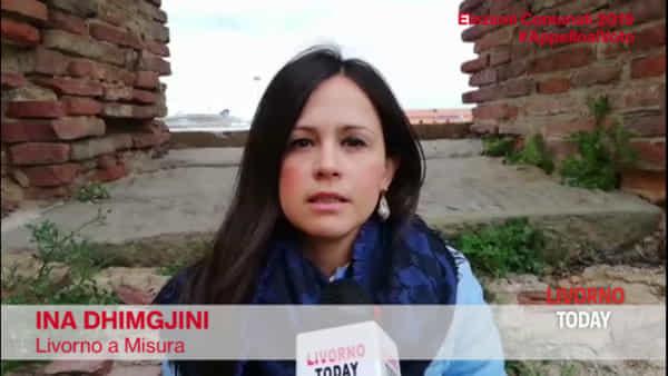 Elezioni 2019, l'appello al voto di Ina Dhimgjini