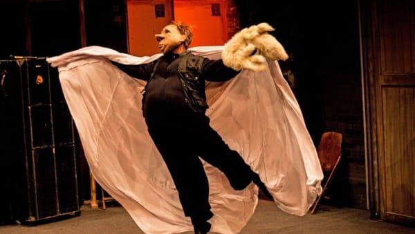 """Little Bit Festival, al Goldoni Familie Flöz in """"Teatro Delusio"""""""