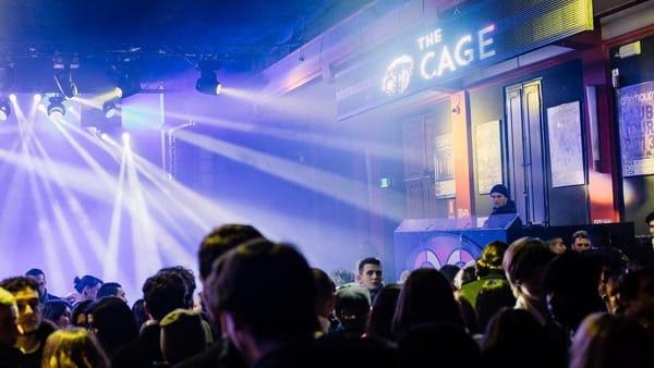 The Cage, sul palco arriva la Combriccola del Blasco