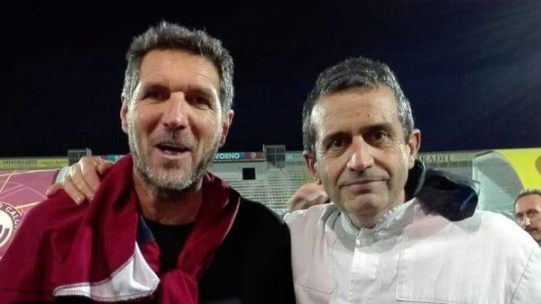 Enio Bonaldi ed Enrico Rosteni
