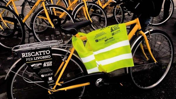 Le biciclette regalate ai detenuti