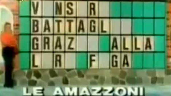 La famosa frase sulle Amazzoni