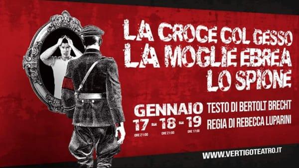Teatro Enzina Conte, in scena l'orrore del nazismo nei quadri di Bertold Brecht