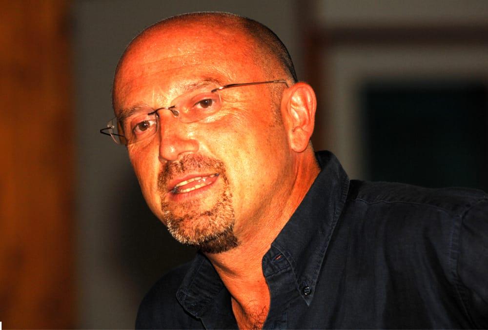 Francesco Niccolini (foto di Massimiliano Meca)
