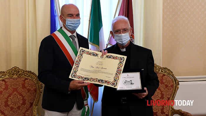 Canaviglia consegnata a don Paolo Razzauti