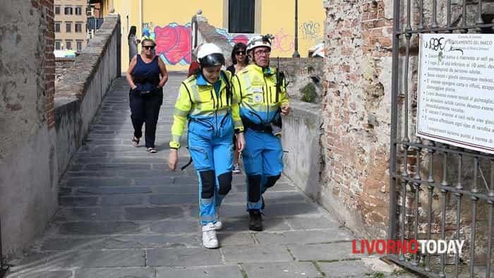 Liburnia 2019: tre giorni di esercitazioni per le Misericordie della Toscana