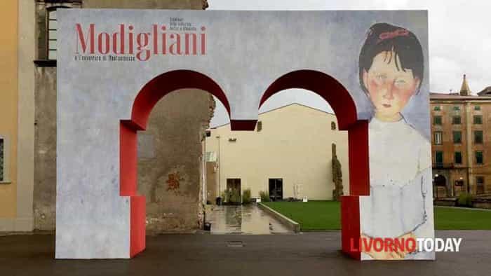 Mostra Modigliani, l'anteprima al Museo della Città