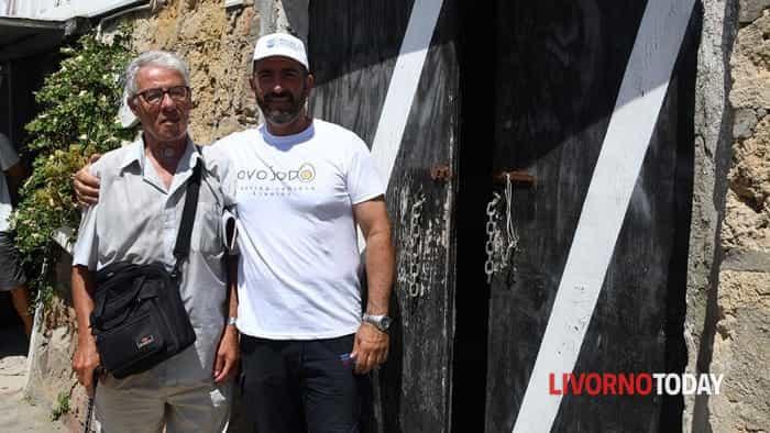 Palio Marinaro: donato il gozzo storico dell'Ovosodo e riaperta la cantina dell'Antignano